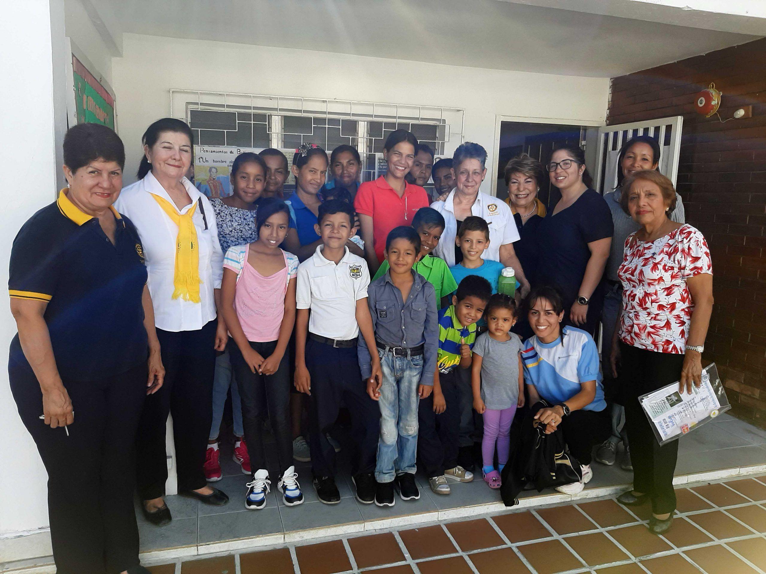 """Primer trimestre del Programa """"Hijos Infinitos"""" de Fundación DAPIN"""